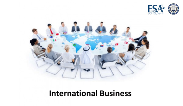 International Business là kinh doanh quốc tế