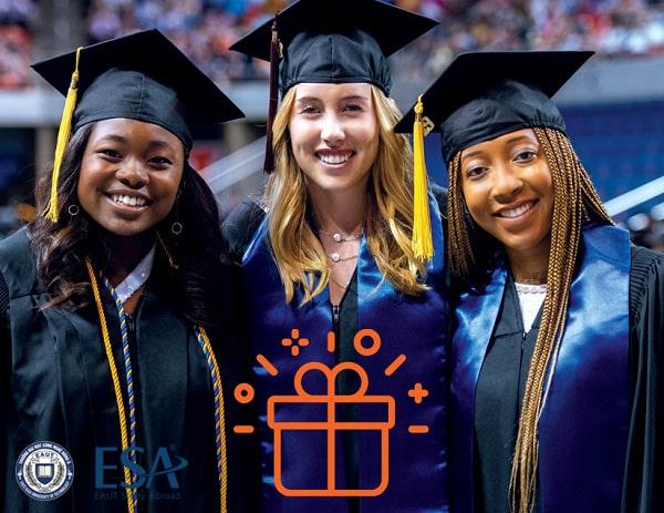 Buổi lễ tốt nghiệp trang trọng tại Auburn University