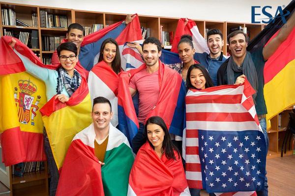 Mỹ, Singapore, Úc là quốc gia có số lượng du học sinh nhiều nhất