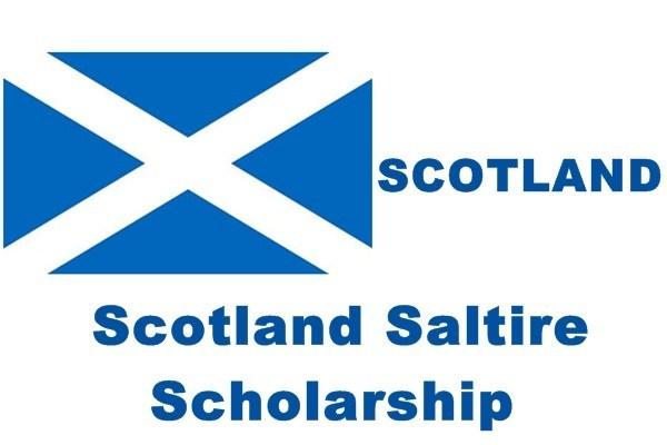 Học bổng Scotland Saltire Scholarships chỉ dành cho một số quốc gia