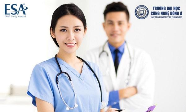 Chương trình học của ngành điều dưỡng