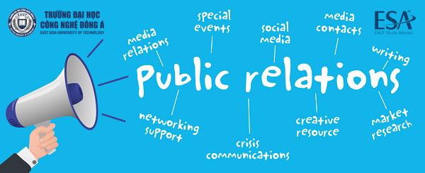 Ngành Quan hệ công chúng học trường nào?