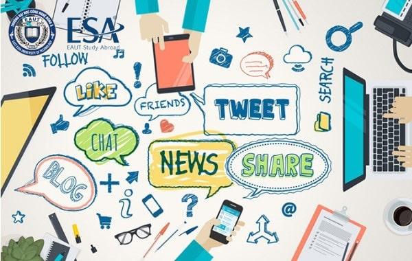 Công việc của Ngành Truyền thông đa phương tiện