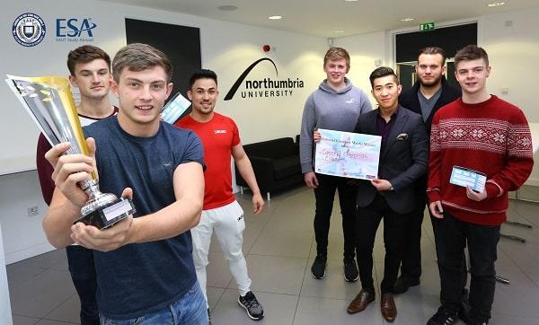 Tinh thần học tập của sinh viên Northumbria University