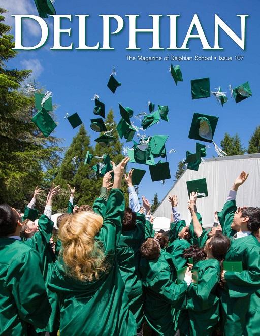 Buổi lễ tốt nghiệp của trường Delphian School