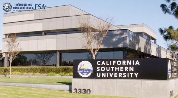 Khu vực học xá của California Southern University