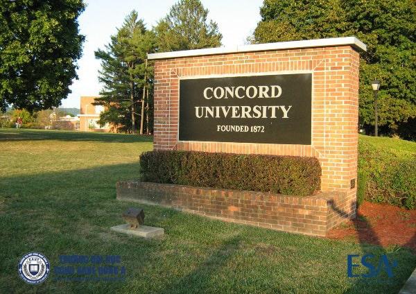 Khuôn viên Concord University