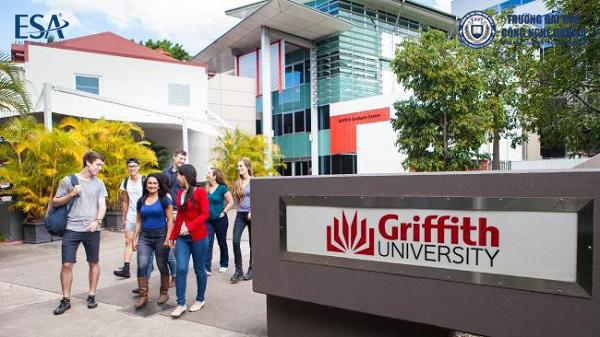 Các sinh viên tại trường Griffith University Australia