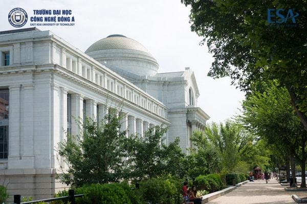 Khuôn viên trường American Collegiate
