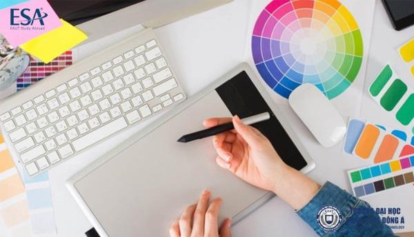 Công việc của ngành Design yêu cấu sự tỉ mỉ