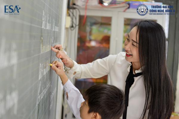 Tiềm năng công việc của ngành sư phạm tiểu học