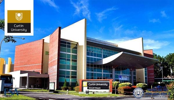Trường Curtin University tại Úc