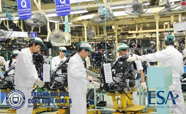 Nhu cầu thị trường với ngành Công nghệ chế tạo máy