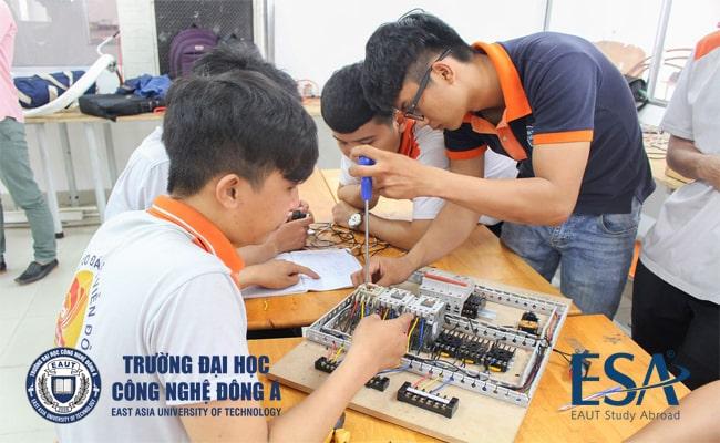 Sự nghiệp của ngành Công nghệ kỹ thuật điện điện tử