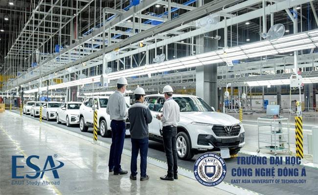 Nhu cầu tuyển dụng ngành Công nghệ kỹ thuật ô tô