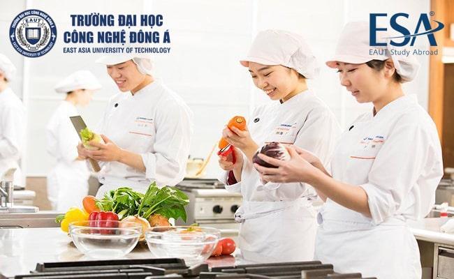 Ngành Công nghệ thực phẩm là ngành gì ?